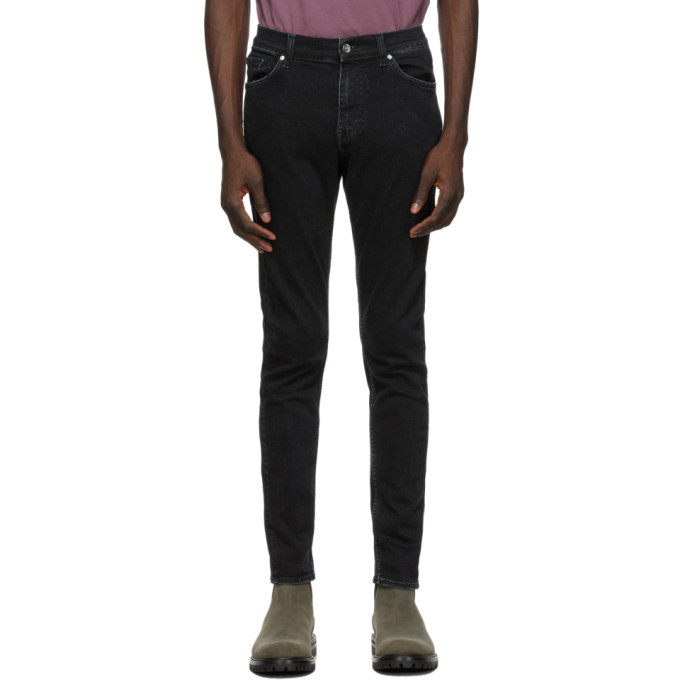 Photo: Tiger of Sweden Jeans Black Evolve Jeans