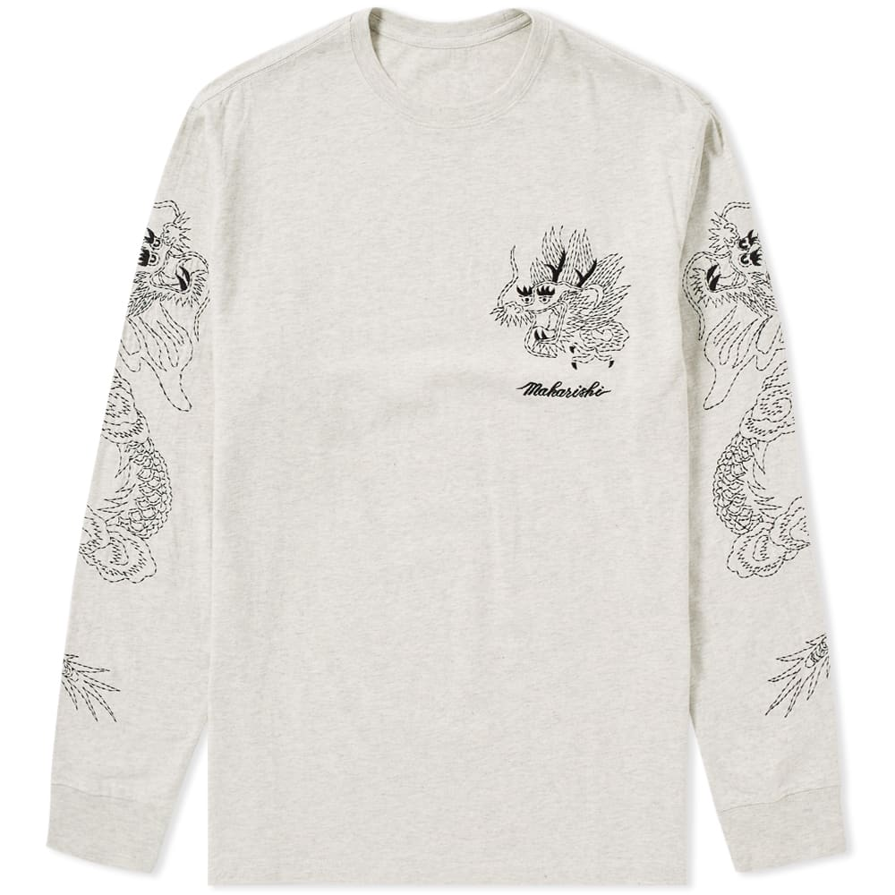 Photo: Maharishi Long Sleeve Dragon Tee