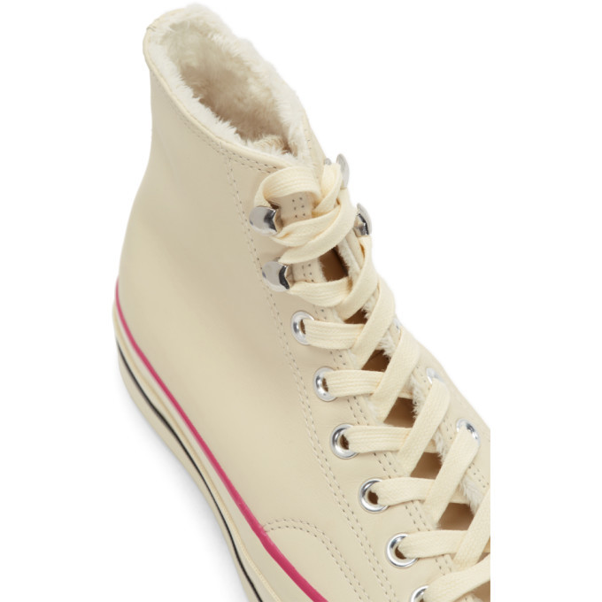 Converse Off-White Street Warmer Chuck 70 Sneakers