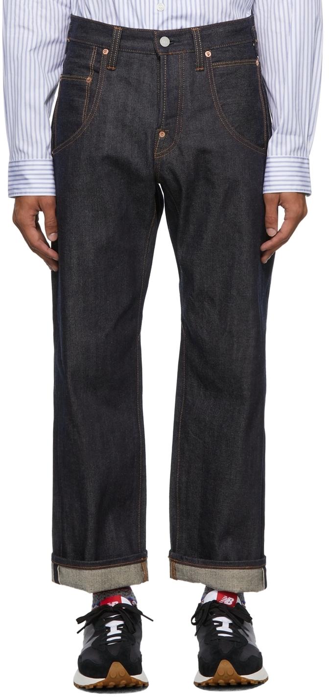 Photo: Junya Watanabe Navy Levi's Edition Carpenter Jeans