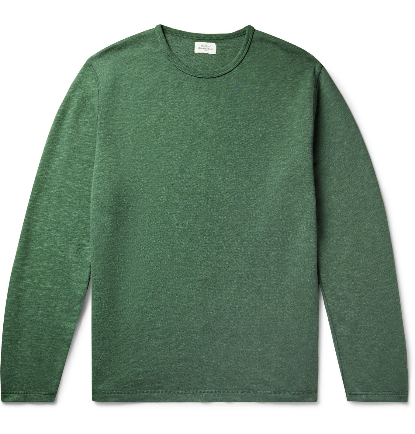 Photo: Hartford - Cotton Sweatshirt - Green