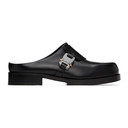 1017 ALYX 9SM Black Formal Clog Loafers