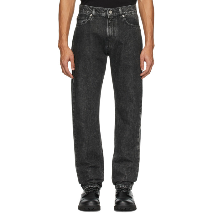 Photo: Versace Black Slim Jeans