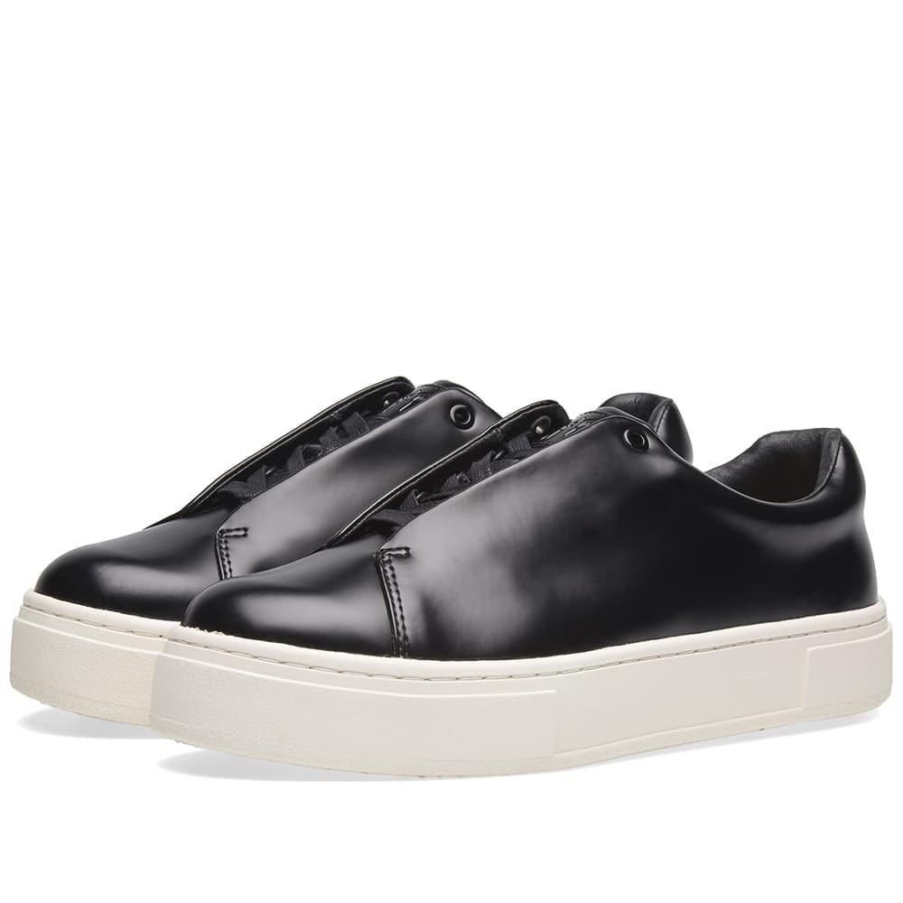 Eytys Doja Leather Sneaker Black Eytys