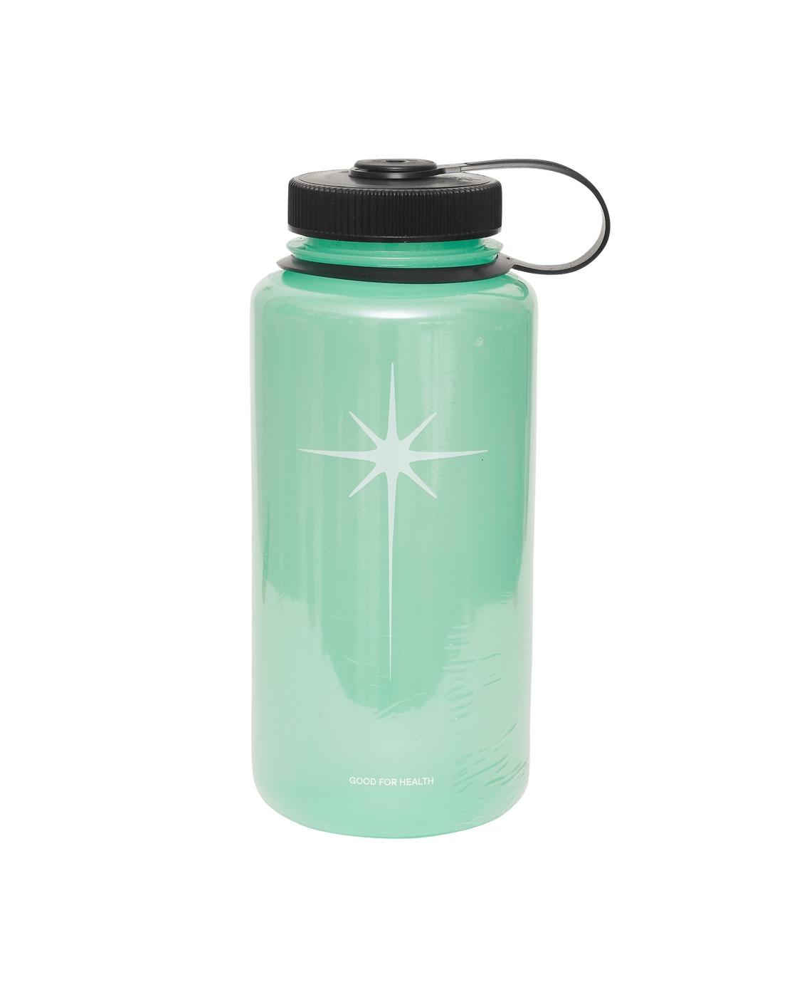 Eden Power Corp Shining Star Nalgene Bottle Green/Glow