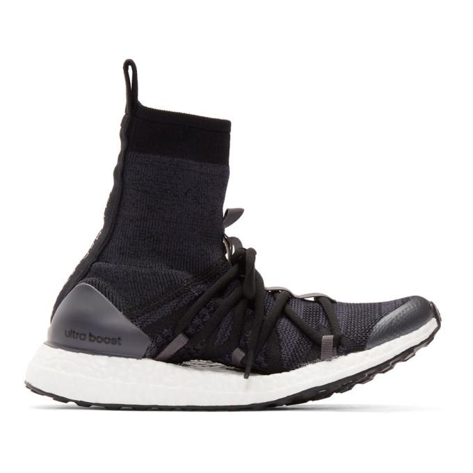 f580fe780e73 adidas by Stella McCartney Black UltraBOOST x Mid Sneakers adidas by ...