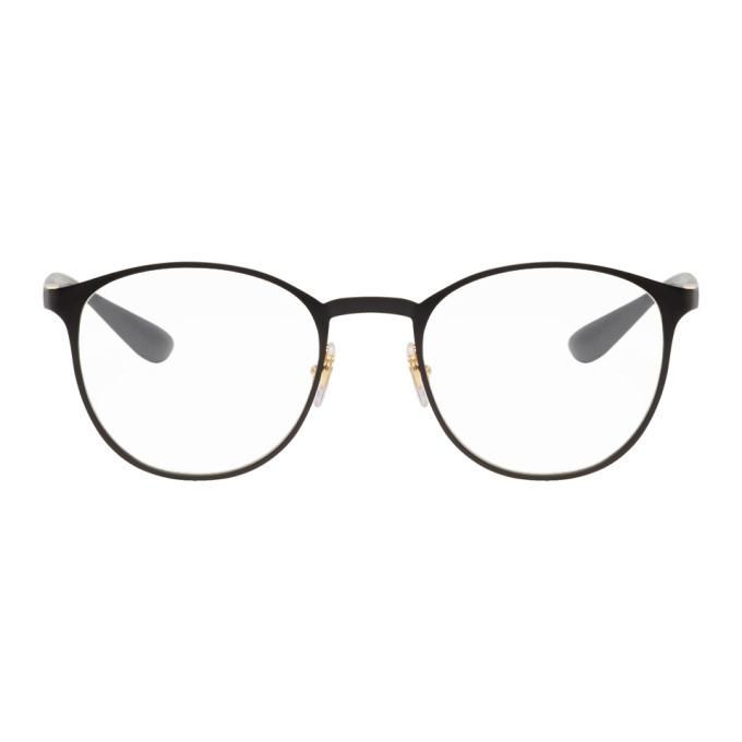 Photo: Ray-Ban Black Phatnos Glasses