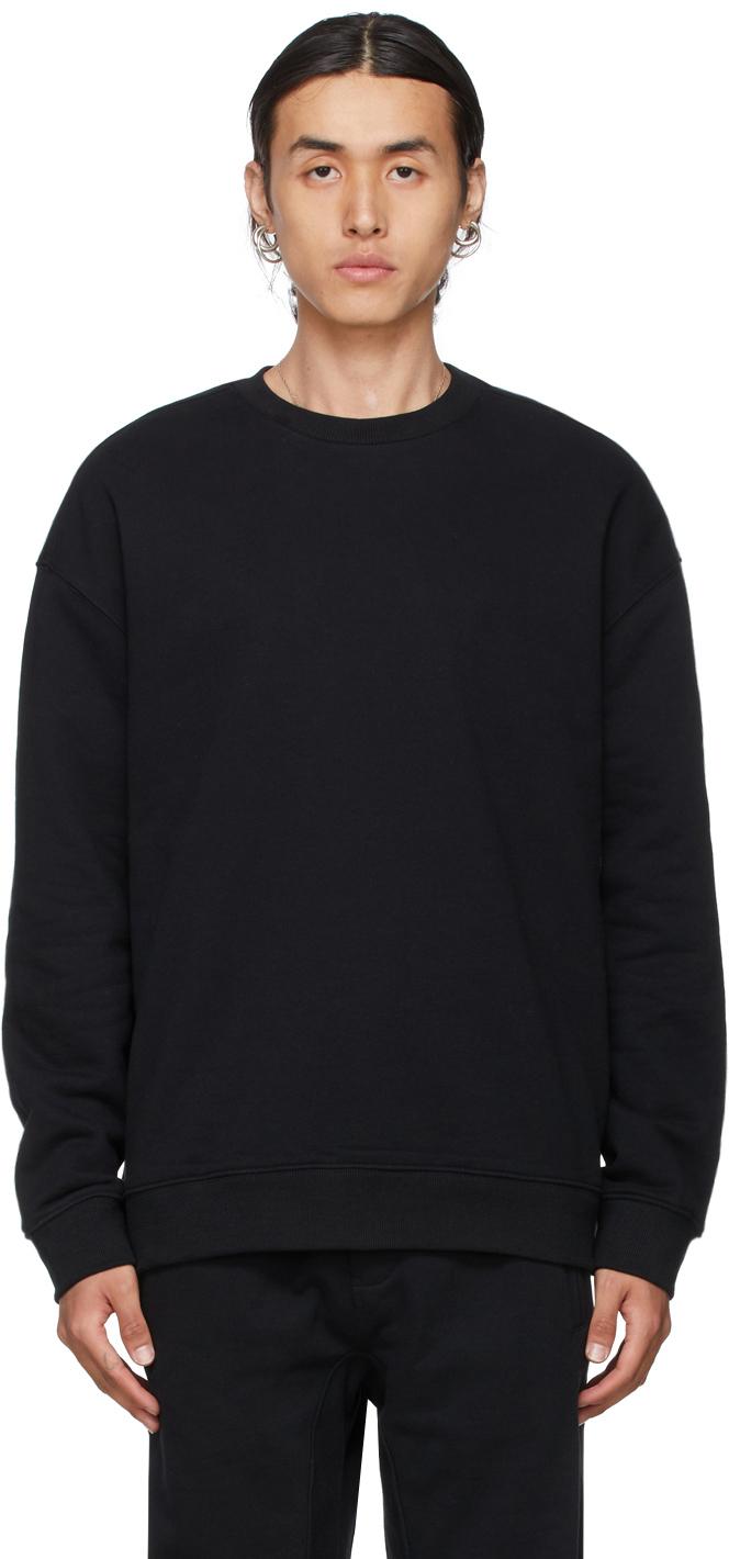 Photo: Ksubi Black 4 x 4 Kross Biggie Sweatshirt
