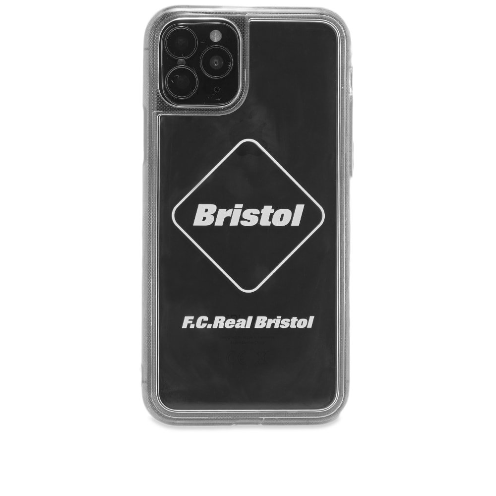 Photo: F.C. Real Bristol Absolute Emblem iPhone 11 Pro Case