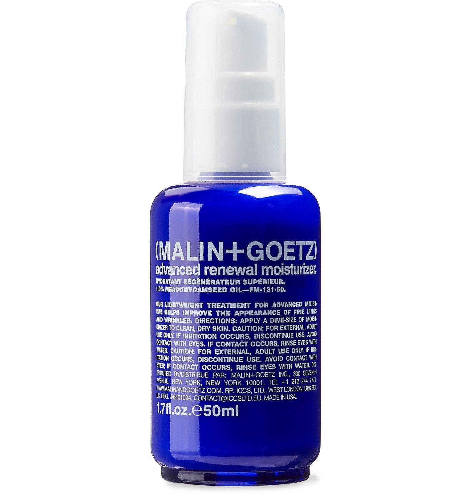 Photo: Malin Goetz - Advanced Renewal Moisturizer, 50ml - Colorless