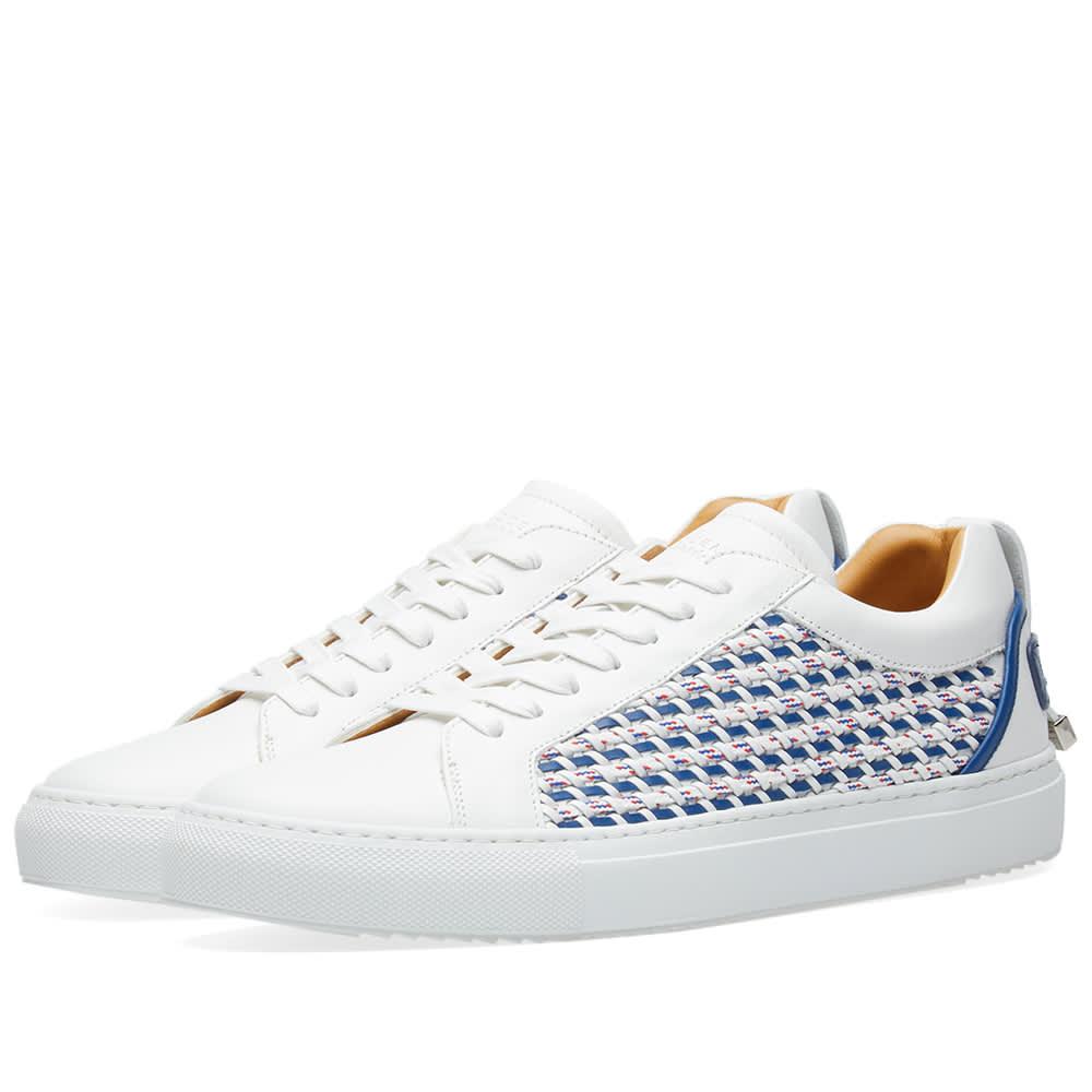 Photo: Buscemi Lydon Weave Low Sneaker