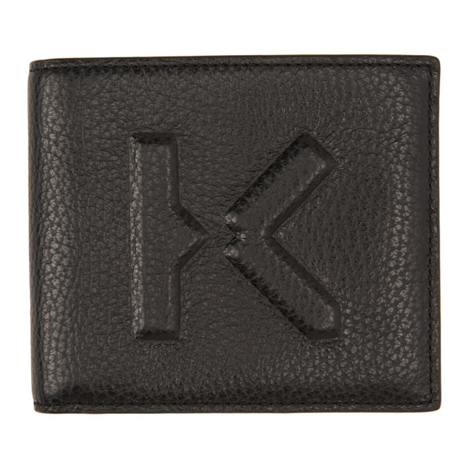 Photo: Kenzo Black Imprint Wallet