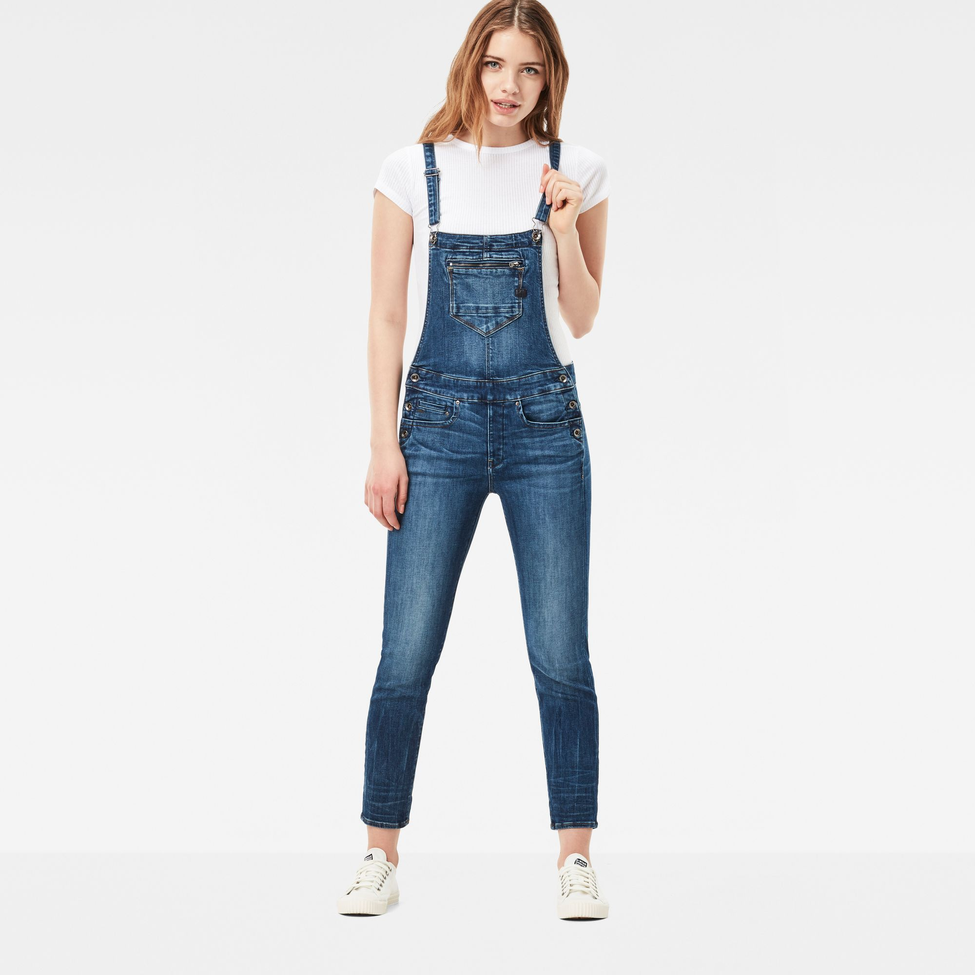 Photo: Midge Slim Overalls