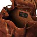 RRL - Riley Leather Backpack - Brown