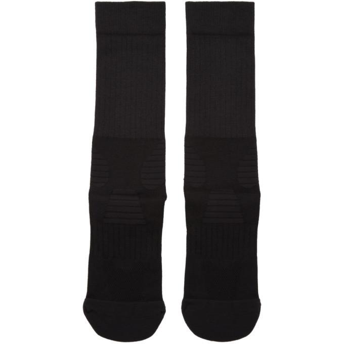 Photo: Y-3 Black Logo Tube Socks