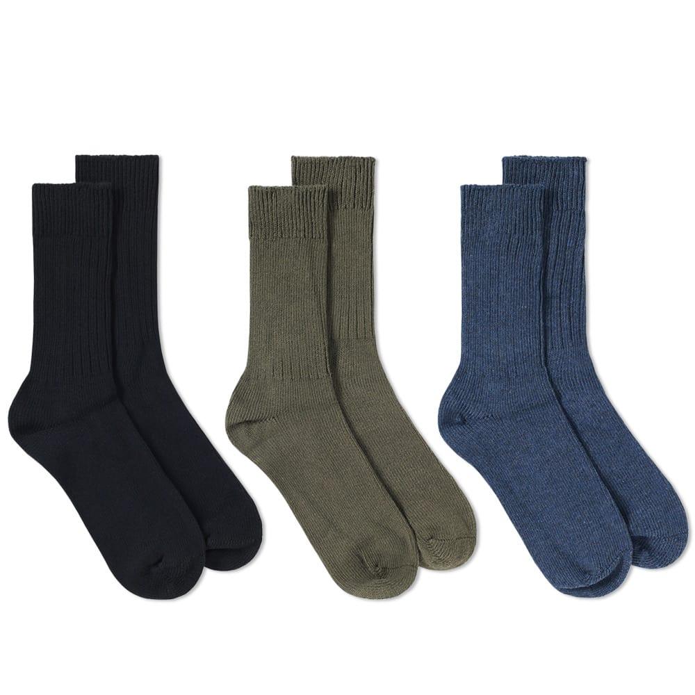 Schiesser Hans Sock - 3 Pack