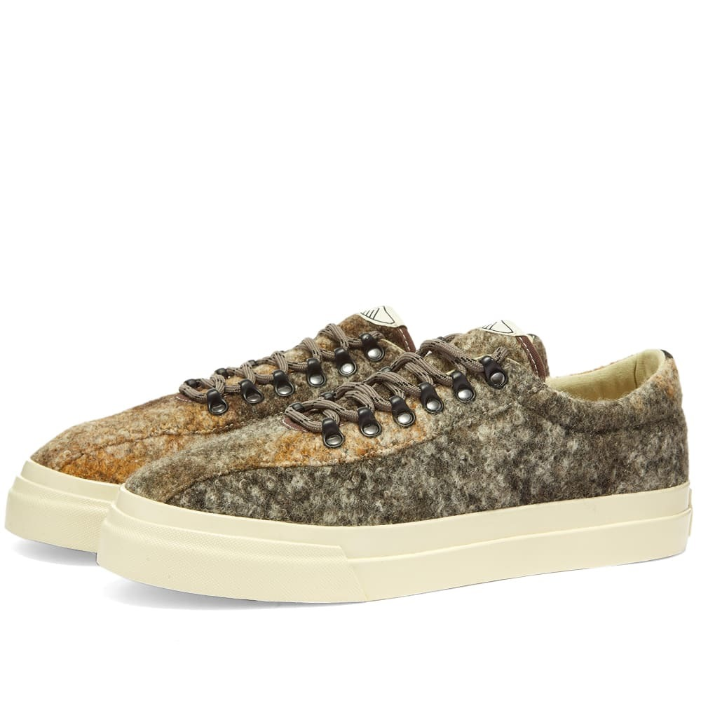 Photo: Stepney Workers Club Dellow Trophy Boucle Sneaker