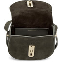 Nina Ricci Grey Small Compass Bag