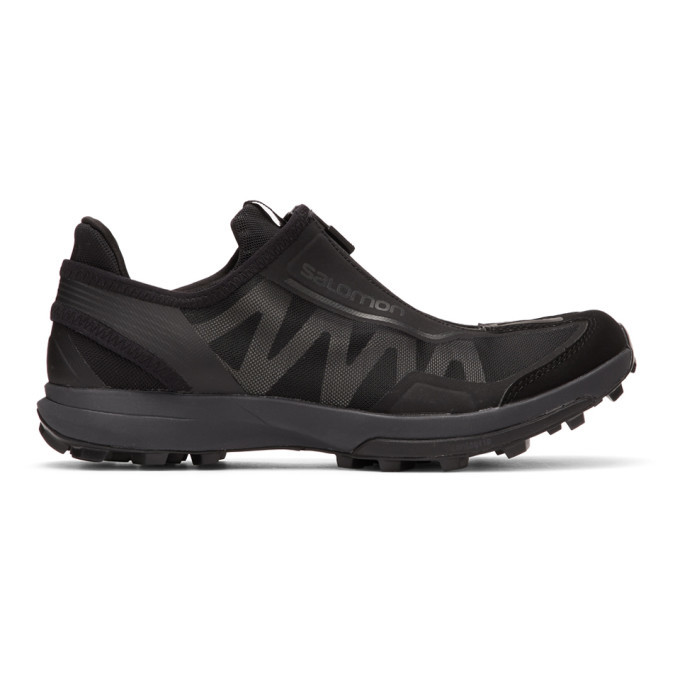 Photo: Salomon Black Amphib Sneakers