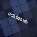 Adidas Argyle Pique Polo
