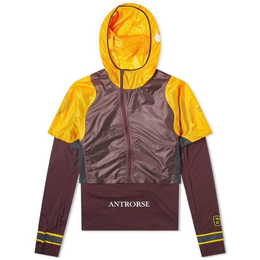 Photo: Nike x Undercover Gyakusou Transform Jacket W