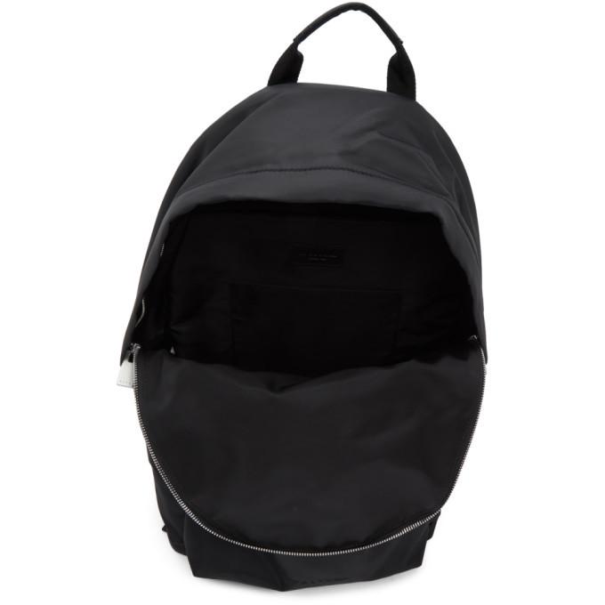 1017 ALYX 9SM Black Fuoripista Backpack