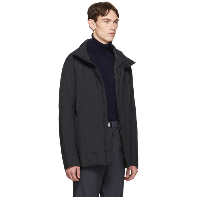 Veilance Black Insulated Euler Jacket