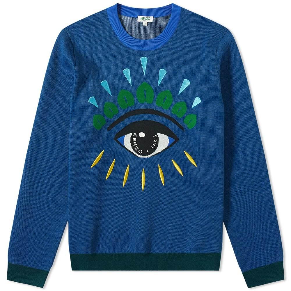 Photo: Kenzo Eye Crew Knit