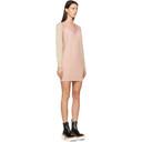 Stella McCartney Beige and Pink Effortless Dress