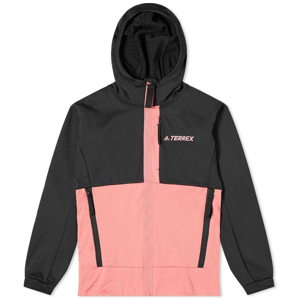 Adidas Terrex Tech Fleece Hooded Jacket