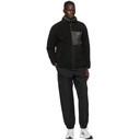 adidas Originals Reversible Black Sherpa Rev Jacket