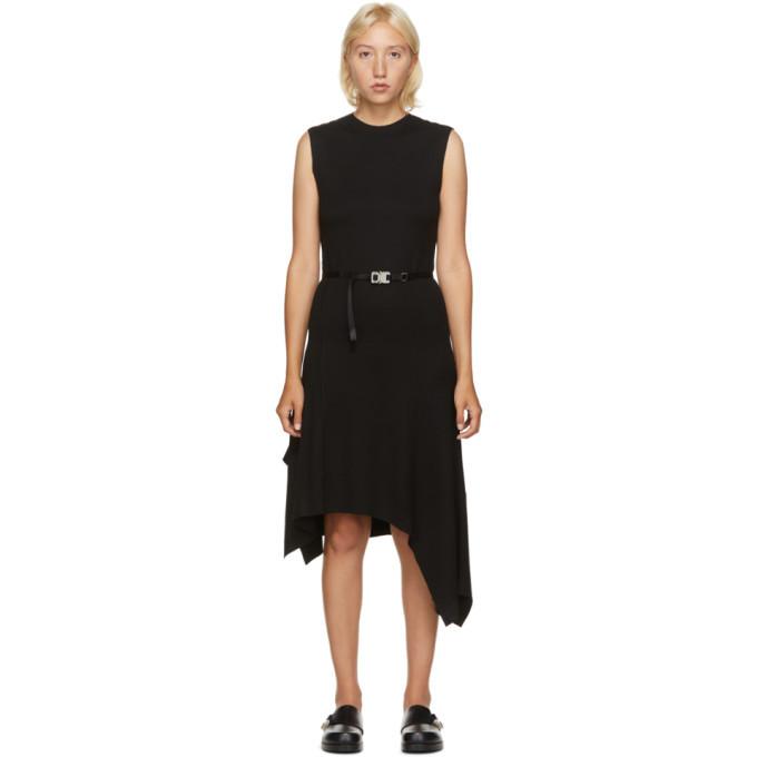 1017 ALYX 9SM Black Two-Way Buckle Dress