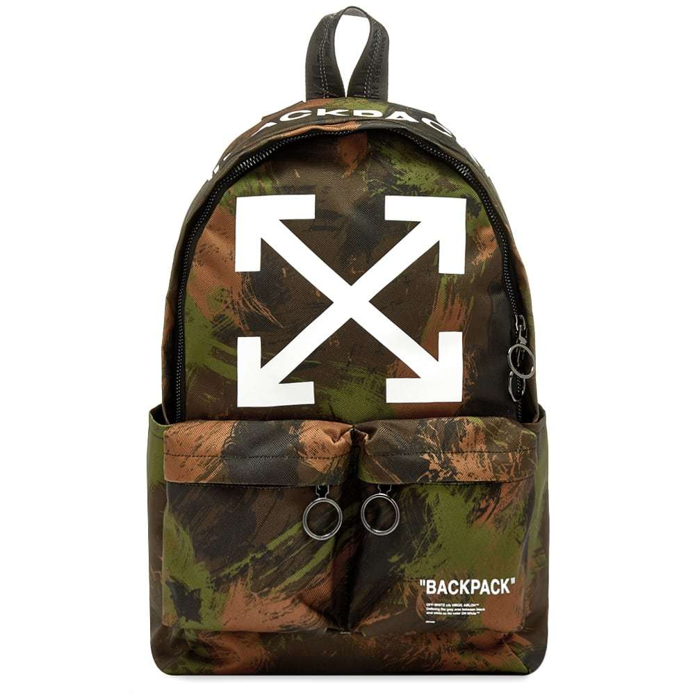 Photo: Off-White Quote Arrows Backpack