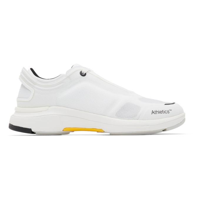 Photo: Athletics Footwear White One Sneakers