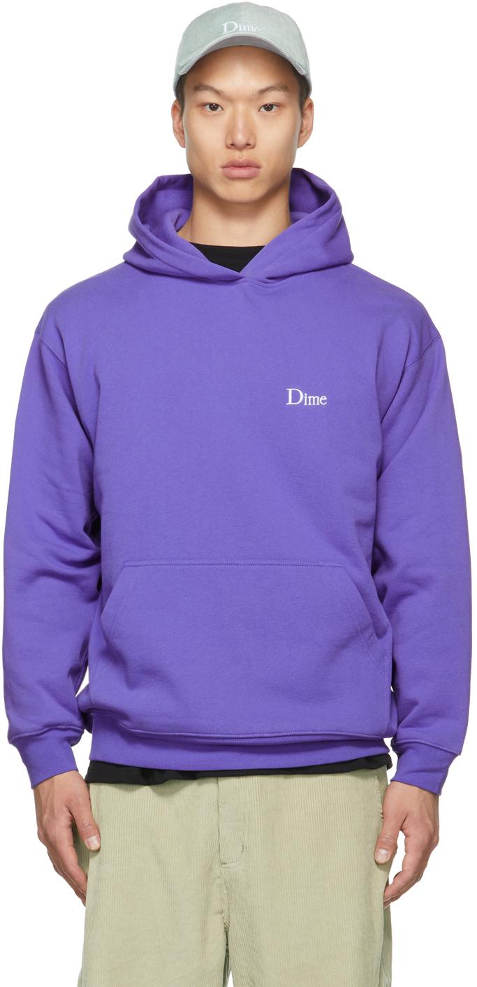 Photo: Dime Classic Small Logo Hoodie