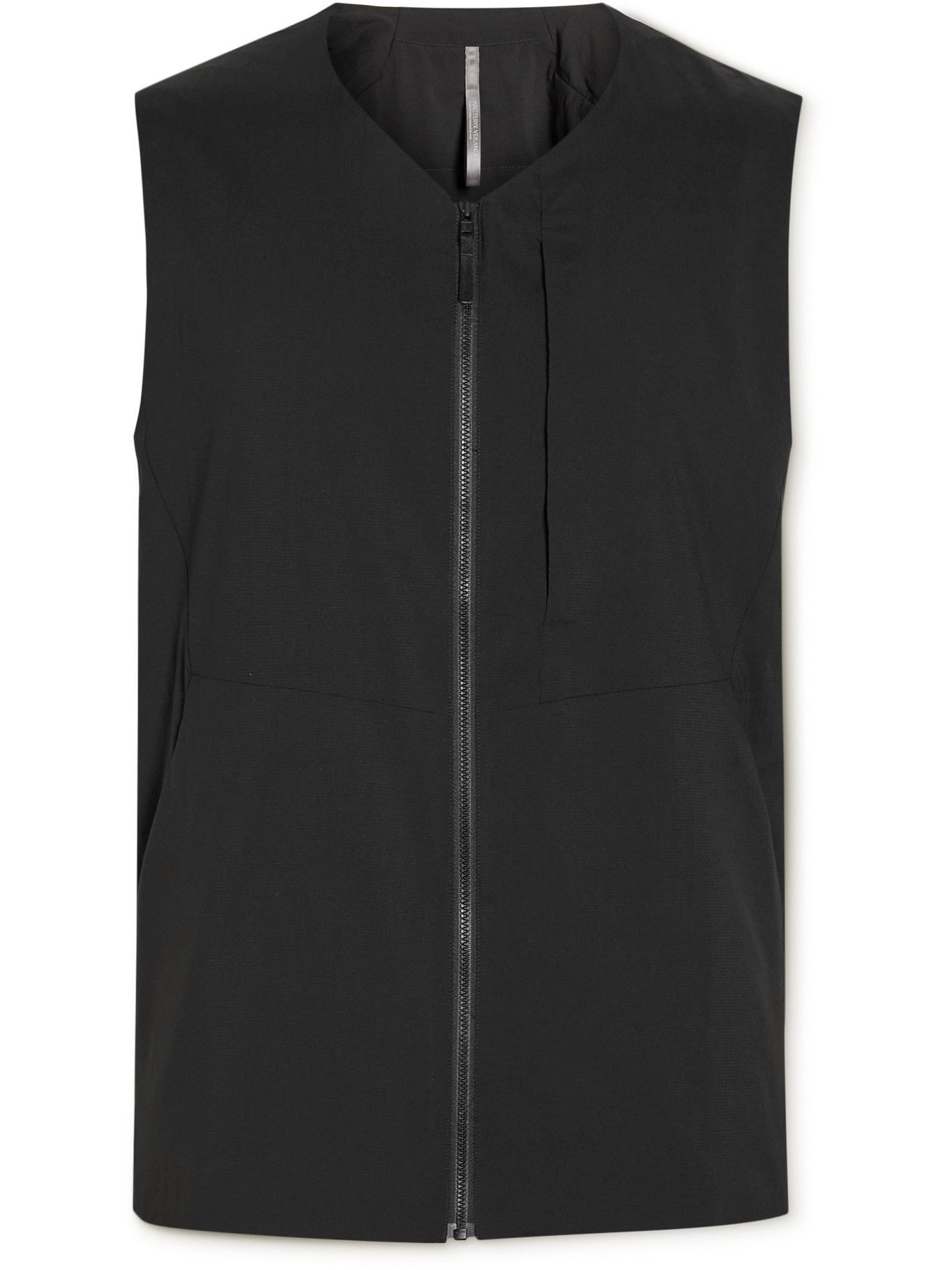 Photo: Veilance - Quoin IS Padded Ripstop Gilet - Black
