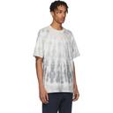 Ksubi Grey Tie-Dye Bring Back Life T-Shirt