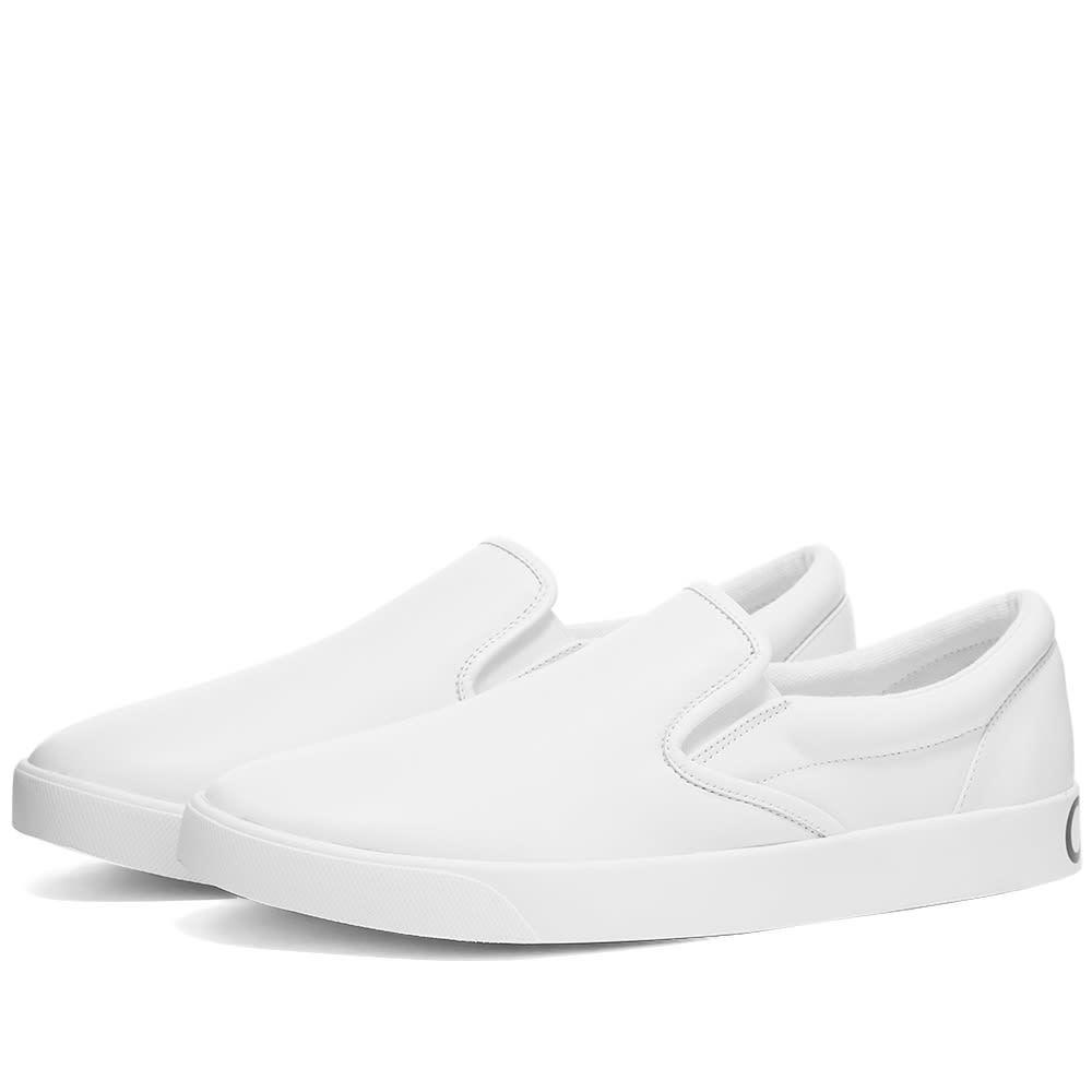 Photo: Comme Des Garcons Homme Slip On Sneaker