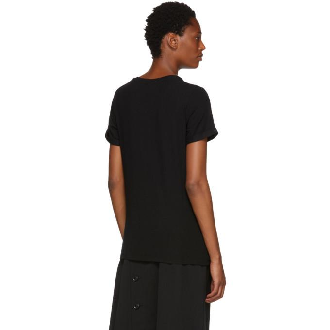 Won Hundred Black Alivia T-Shirt