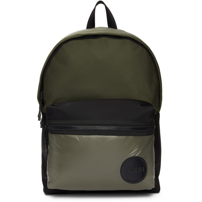 Photo: Hugo Multicolor Record Backpack