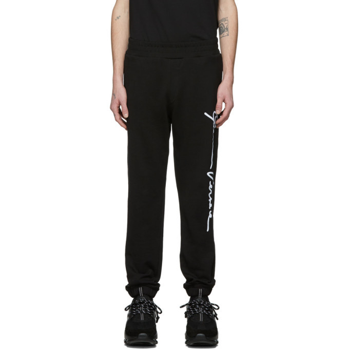 Photo: Versace Black Gianni Versace Lounge Pants