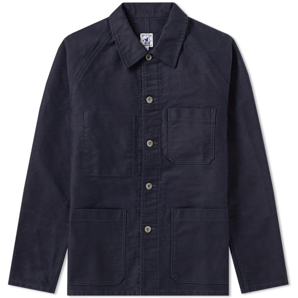 Arpenteur Raglan Moleskin Jacket