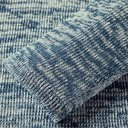 Giorgio Armani - Mélange Linen and Virgin Wool-Blend Sweater - Blue