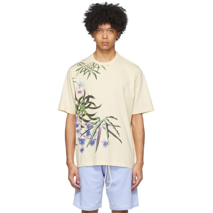 Photo: Kenzo Off-White Sea Lily T-Shirt