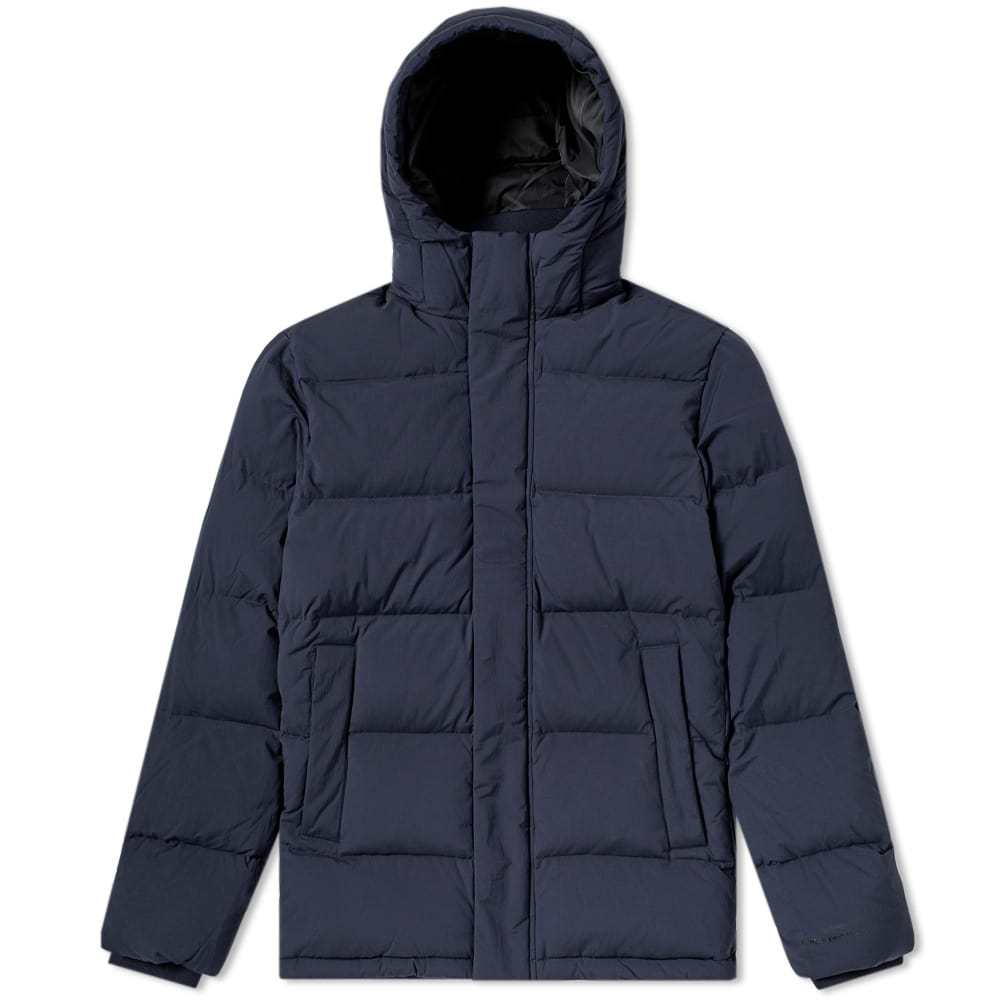Photo: Norse Projects Willum Down Jacket Dark Navy
