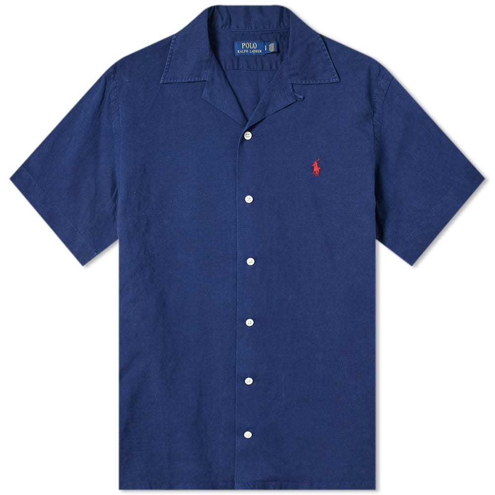 Photo: Polo Ralph Lauren Short Sleeve Vacation Shirt