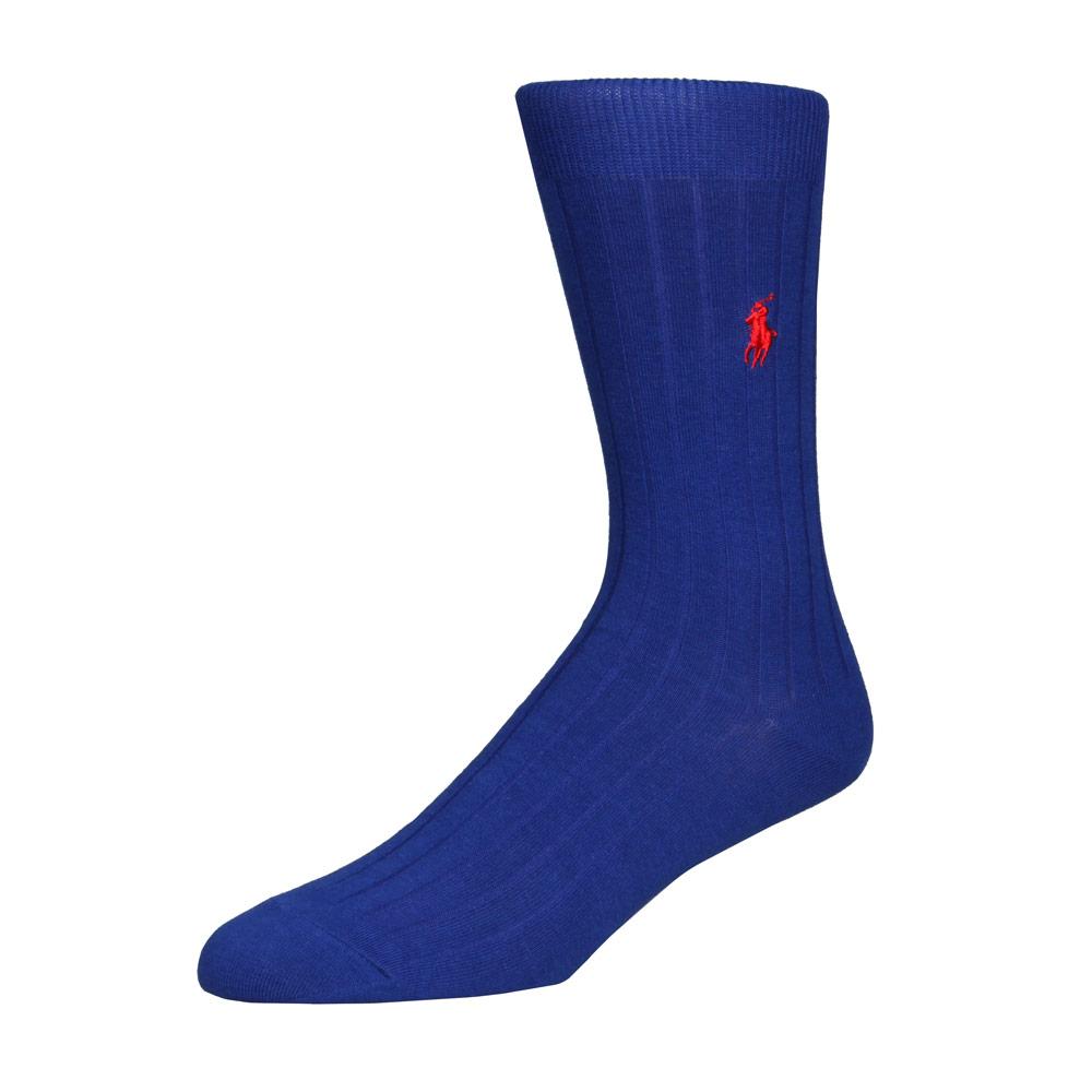 Photo: Egyptian Cotton Socks - Royal