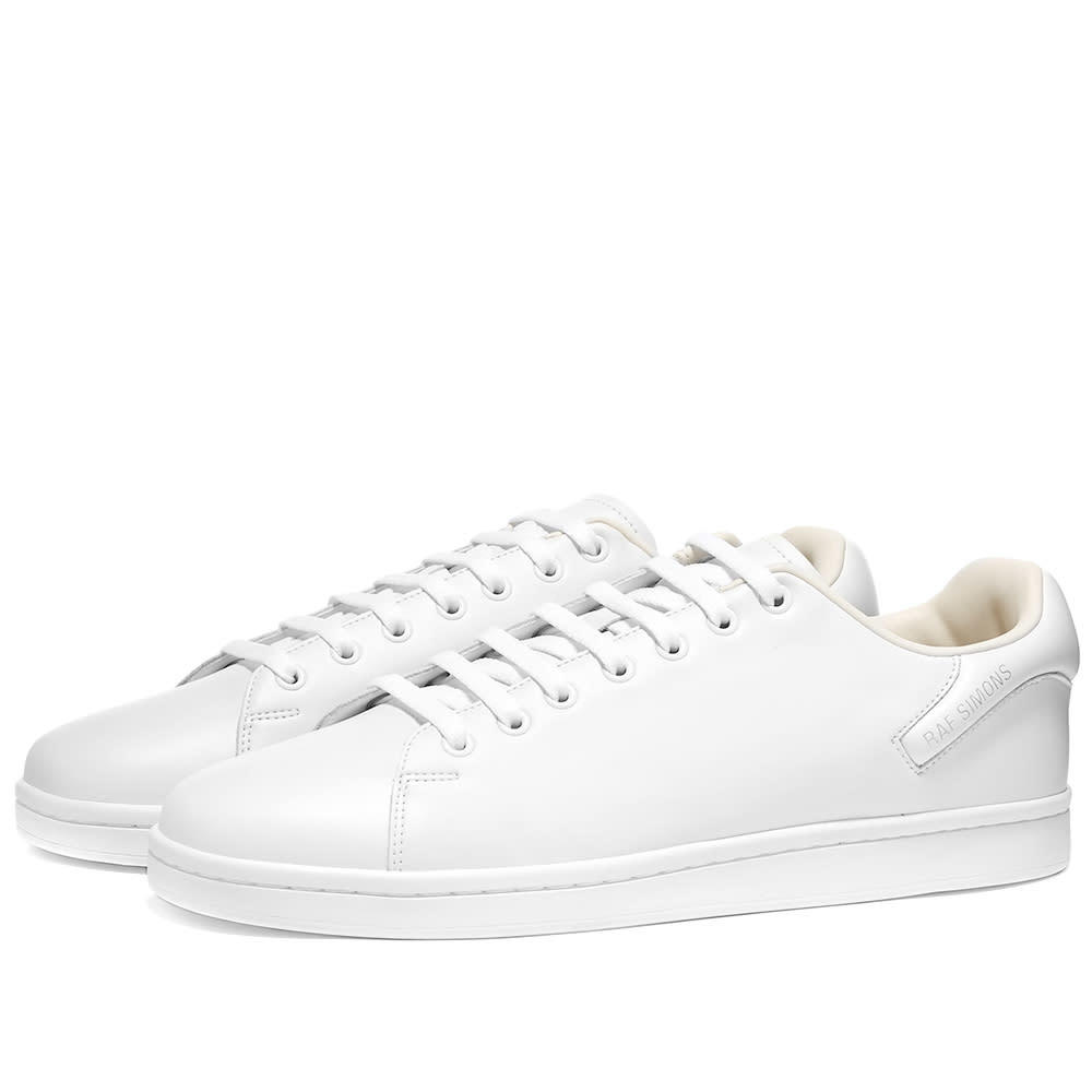 Raf Simons Orion Leather Cupsole Sneaker