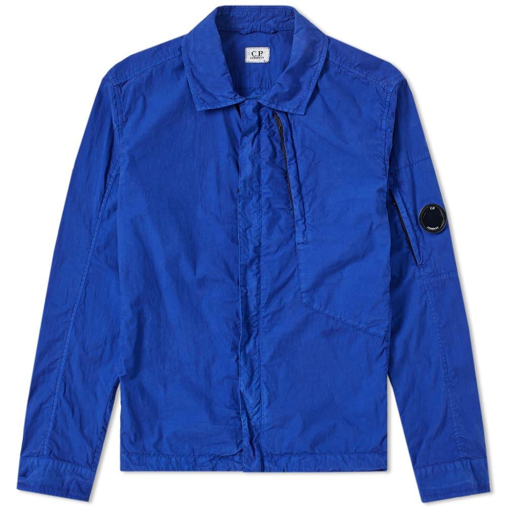 Photo: C.P. Company Goggle Zip Shirt
