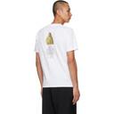 Stone Island White Archivio Project T-Shirt